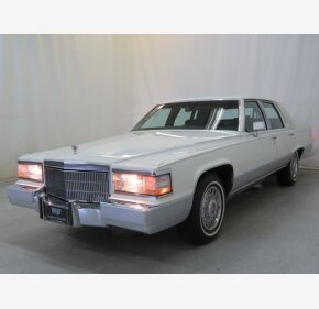 1991 Cadillac Brougham for sale 101340969