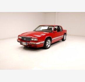 1991 Cadillac Eldorado Coupe for sale 101423033