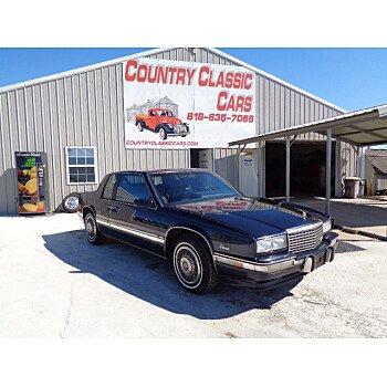 1991 Cadillac Eldorado for sale 101156627