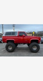 1991 Chevrolet Blazer 4WD for sale 101283155