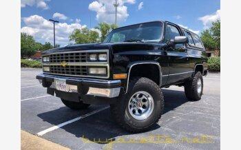 1991 Chevrolet Blazer for sale 101527903
