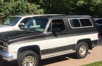 1991 Chevrolet Blazer 4WD for sale 101167944
