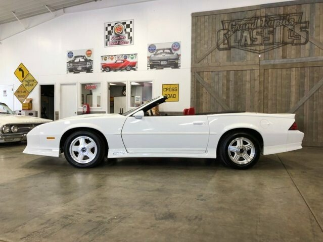 1991 Chevrolet Camaro Classics For Sale Classics On