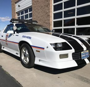 1991 Chevrolet Camaro Z28 Coupe for sale 101095862