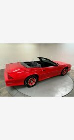 1991 Chevrolet Camaro RS Convertible for sale 101400359