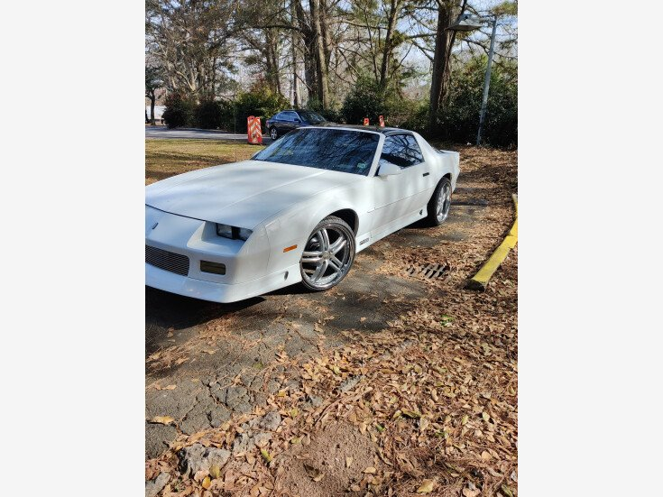 1991 Chevrolet Camaro RS Coupe for sale 101430992