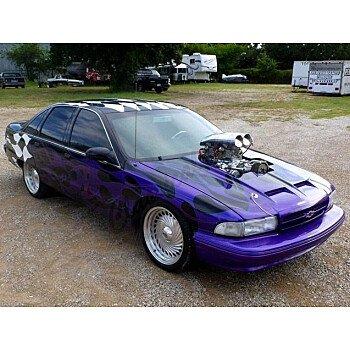 1991 Chevrolet Caprice Sedan for sale 100831456