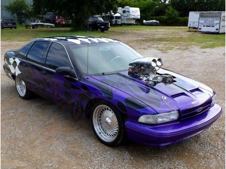 1991 Chevrolet Caprice Sedan for sale near Arlington, Texas