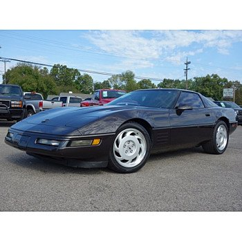 1991 Chevrolet Corvette Coupe for sale 101041165