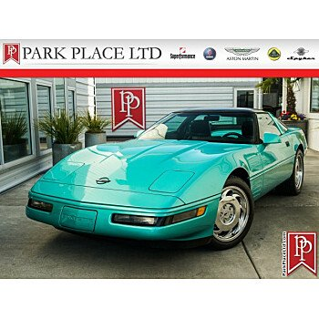 1991 Chevrolet Corvette Coupe for sale 101146973