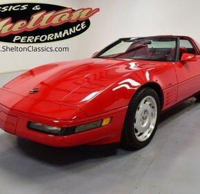 1991 Chevrolet Corvette ZR-1 Coupe for sale 101183510