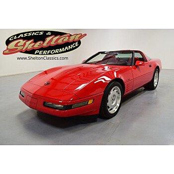 1991 Chevrolet Corvette for sale 101183510