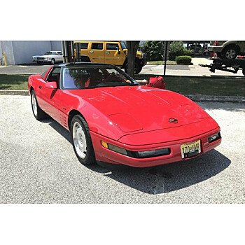 1991 Chevrolet Corvette for sale 101185488