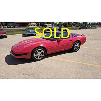 1991 Chevrolet Corvette for sale 101196501