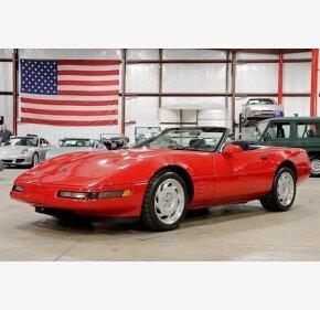 1991 Chevrolet Corvette for sale 101231656