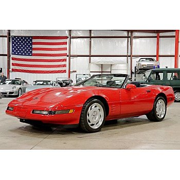 1991 Chevrolet Corvette for sale 101231656