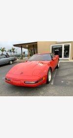 1991 Chevrolet Corvette ZR-1 Coupe for sale 101274499