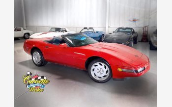 1991 Chevrolet Corvette Convertible for sale 101339922