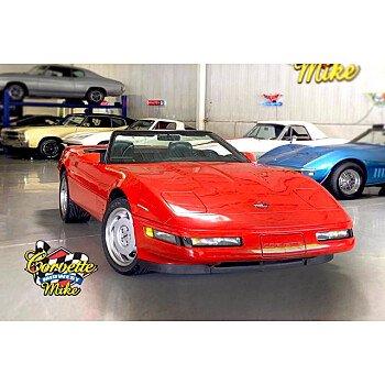1991 Chevrolet Corvette Convertible for sale 101339922