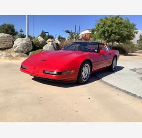 1991 Chevrolet Corvette for sale 101356426