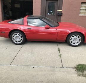 1991 Chevrolet Corvette ZR-1 Coupe for sale 101358246