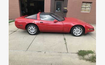 1991 Chevrolet Corvette ZR-1 Coupe for sale 101358246