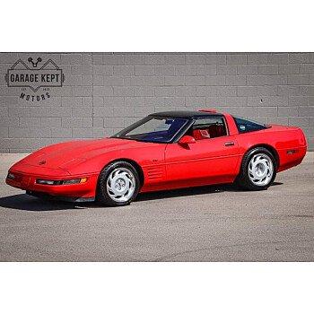 1991 Chevrolet Corvette for sale 101377076