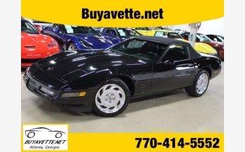 1991 Chevrolet Corvette Convertible for sale 101412721