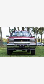 1991 Chevrolet Silverado 1500 4x4 Regular Cab for sale 101371875