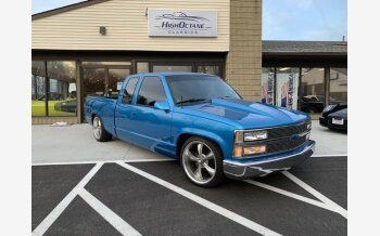 1991 Chevrolet Silverado 1500 2WD Extended Cab for sale 101441538