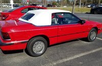 1991 Chrysler LeBaron LX Convertible for sale 101119304