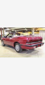 1991 Chrysler LeBaron for sale 101396507