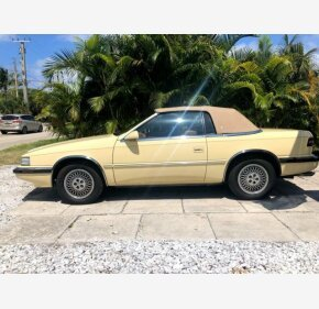 1991 Chrysler TC by Maserati for sale 101173256
