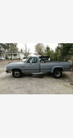 1991 Dodge D/W Truck 2WD Regular Cab D-350 for sale 101115882