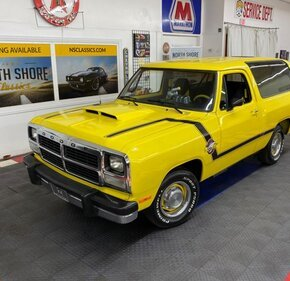 1991 Dodge Ramcharger for sale 101373711