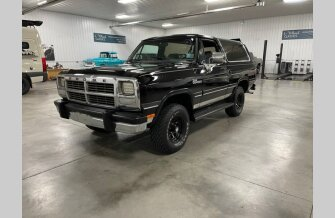 1991 Dodge Ramcharger 4WD for sale 101415438