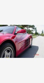 1991 Ferrari Testarossa for sale 100952661