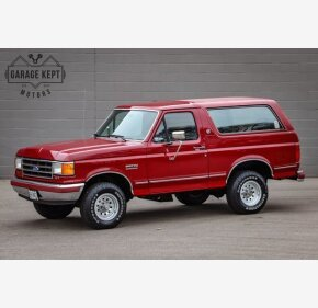 1991 Ford Bronco for sale 101406460