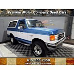 1991 Ford Bronco for sale 101567755