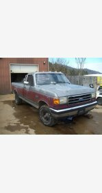 1991 Ford F150 4x4 Regular Cab for sale 100292678