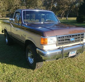 1991 Ford F150 4x4 Regular Cab for sale 101232884