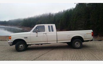 1991 Ford F150 4x4 SuperCab for sale 101262512
