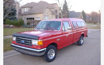 1991 Ford F150 2WD Regular Cab XL for sale 101386801
