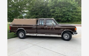 1991 Ford F250 2WD SuperCab for sale 101341267