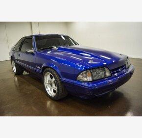 1991 Ford Mustang LX V8 Hatchback for sale 101108522