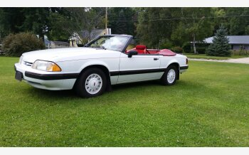 1991 Ford Mustang LX Convertible for sale 101200576