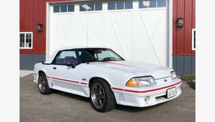 1991 Ford Mustang GT Convertible for sale 101263763