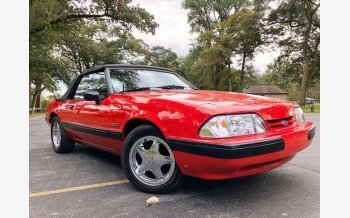 1991 Ford Mustang LX Convertible for sale 101410310