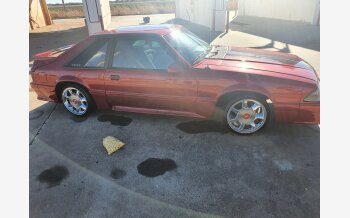 1991 Ford Mustang GT Hatchback for sale 101424595