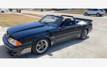 1991 Ford Mustang LX V8 Convertible for sale 101513662